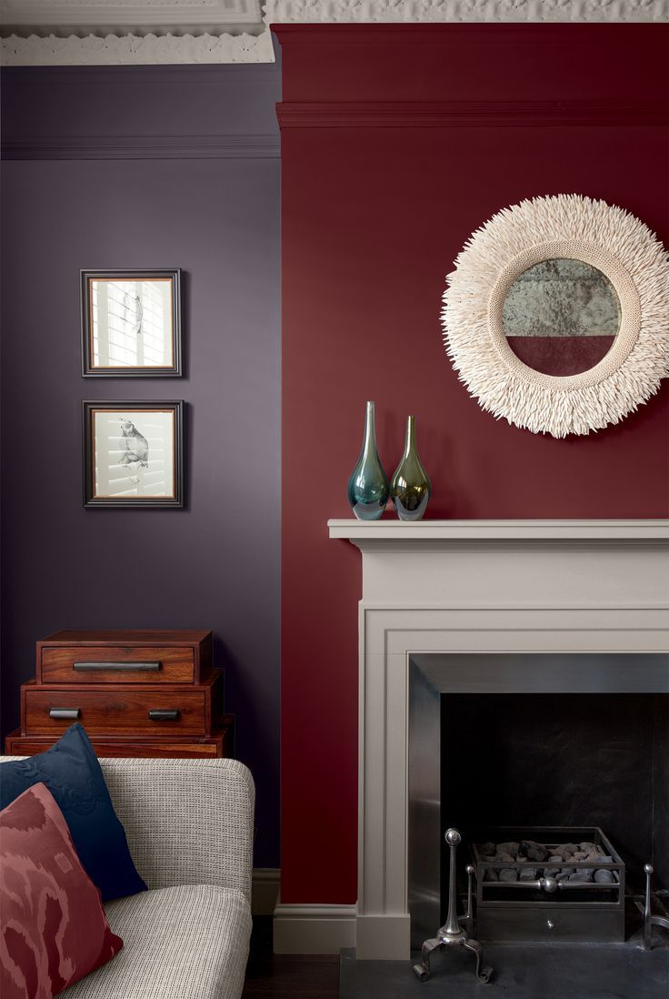 burgundy living room color schemes 14