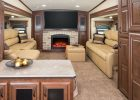 fifth wheel campers with front living rooms 02