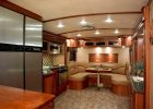 fifth wheel campers with front living rooms 11