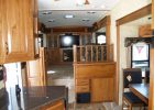 fifth wheel campers with front living rooms 13