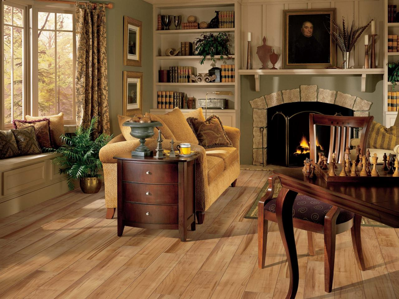 flooring options for living room 02