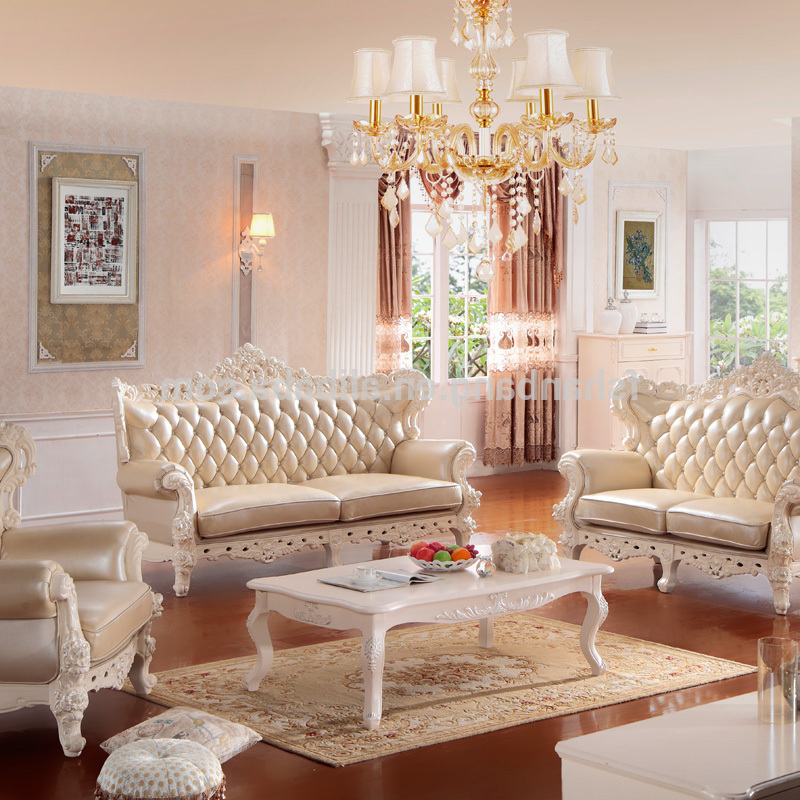 16 Stunning French Style Living Room Ideas: French Provincial Living Room Set Furniture