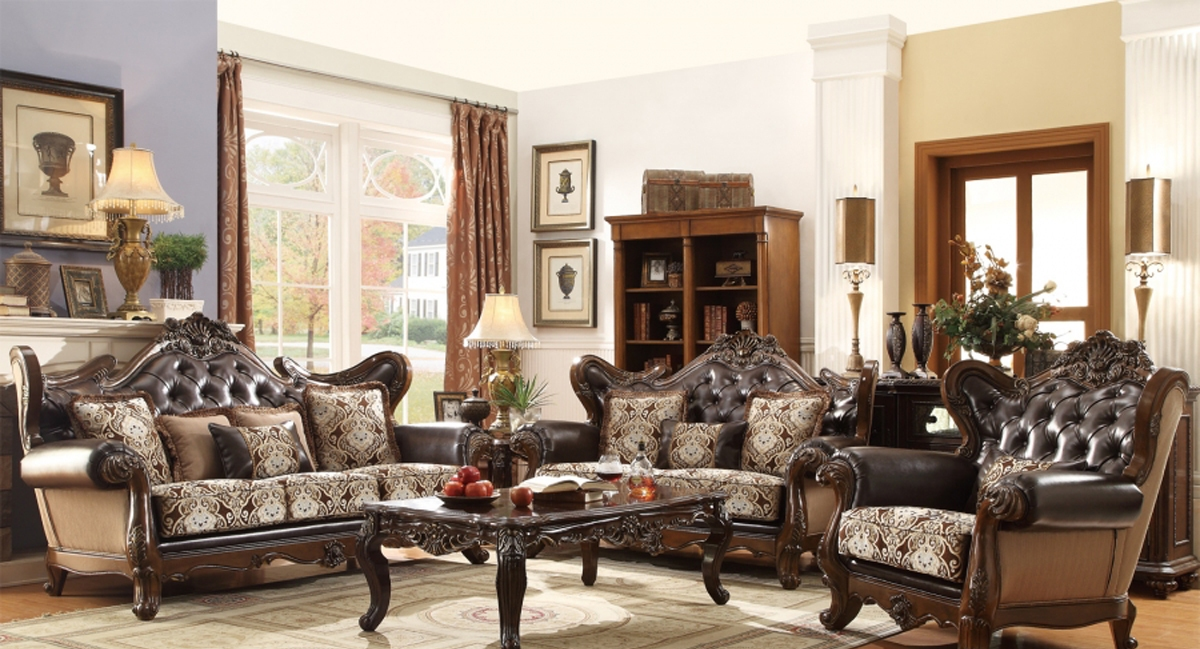 French Provincial Living Room Set Furniture Roy Home Design