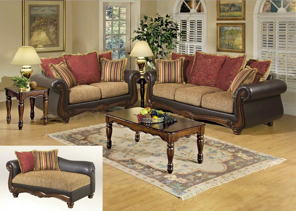 french provincial living room set 18