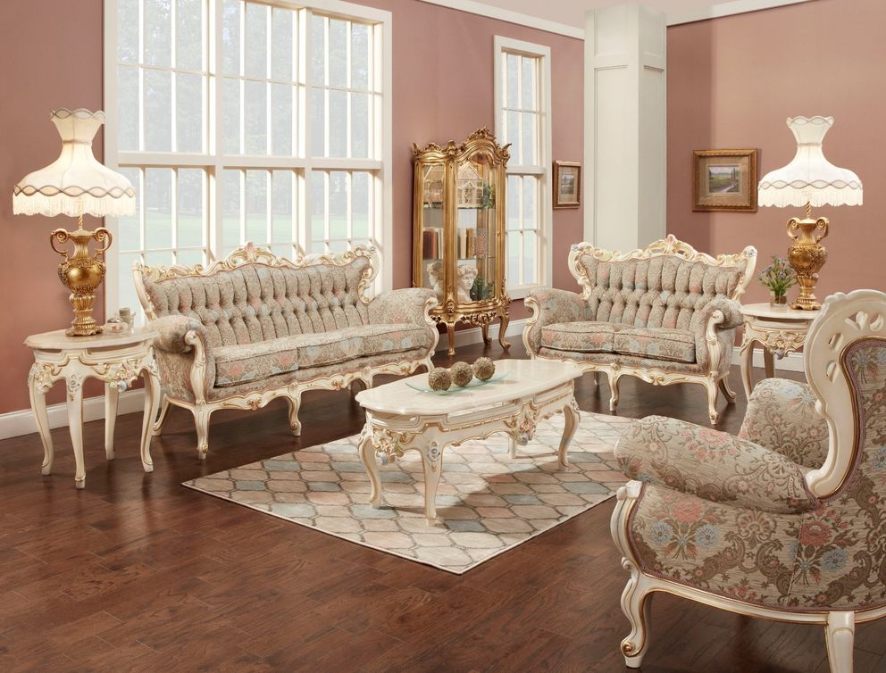 french provincial living room set 19