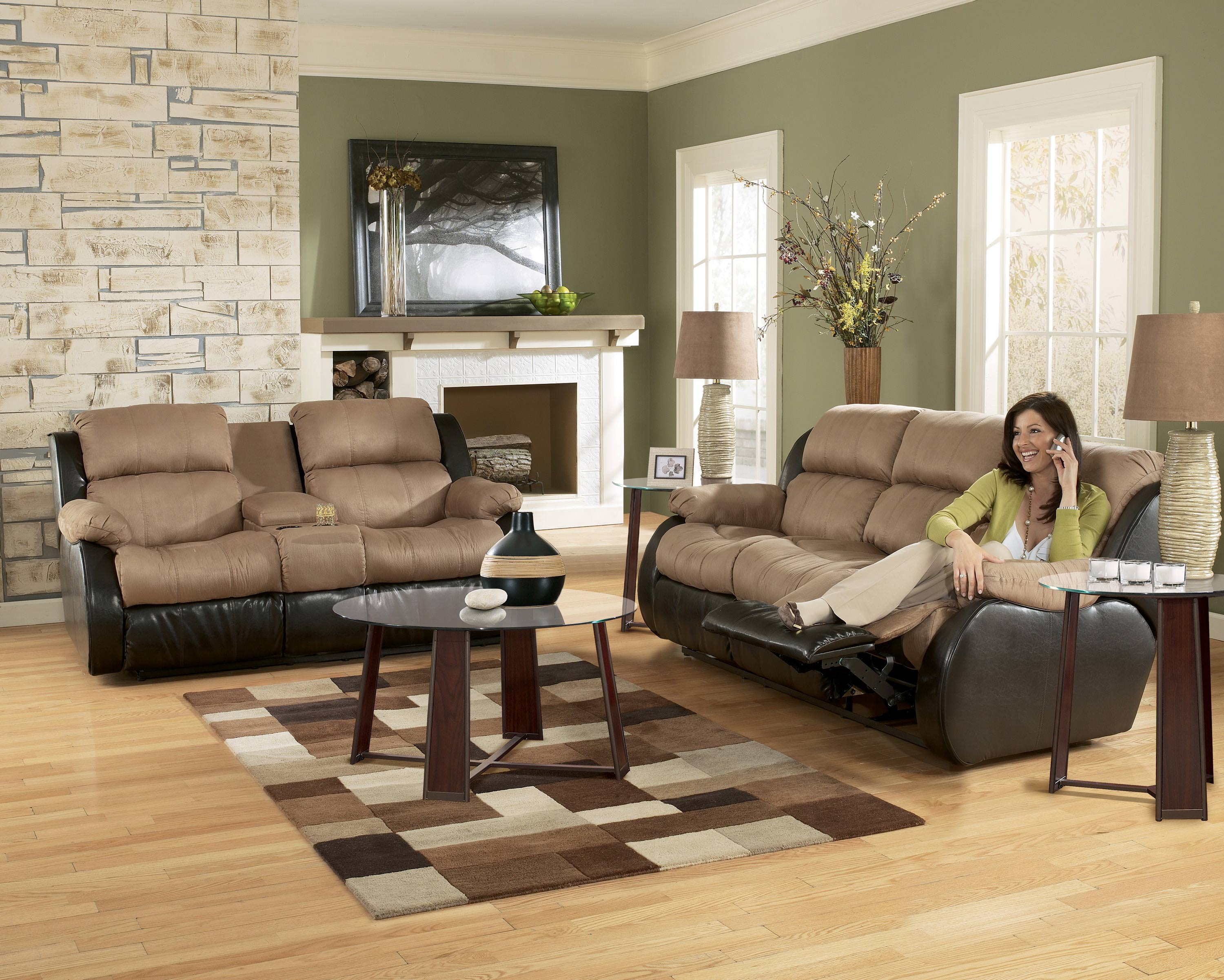 Furniture Of America Living Room Collections Buy Furniture Of America Sm7490 Set Banstead Living