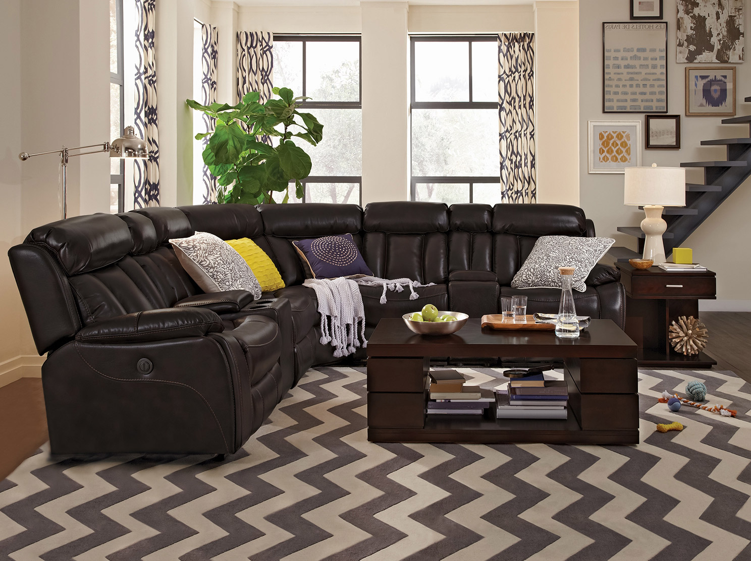 furniture of america living room collections 03