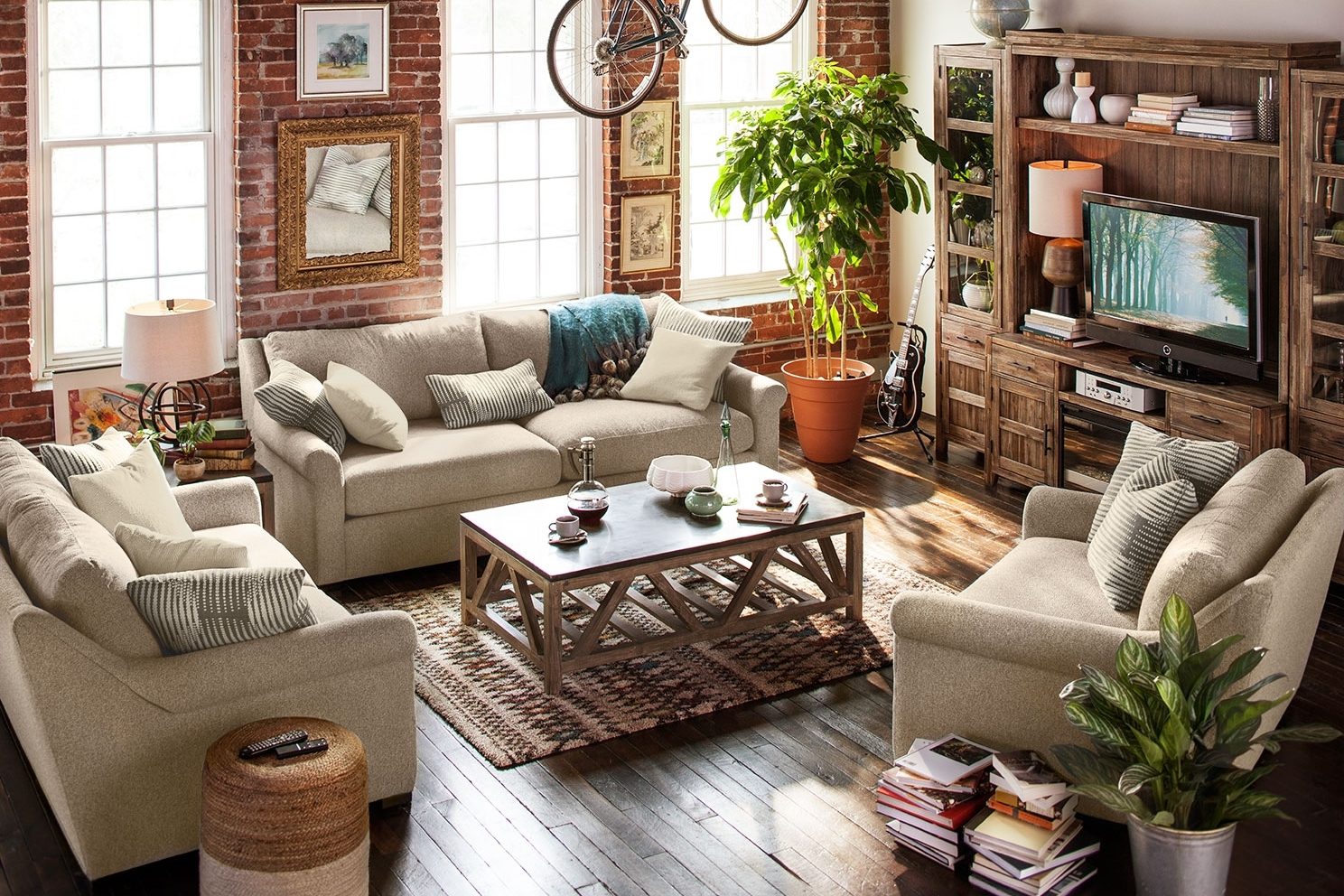 Furniture of america living room collections roy home design for Living room collections