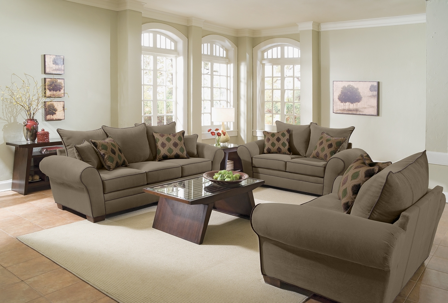 furniture of america living room collections 10