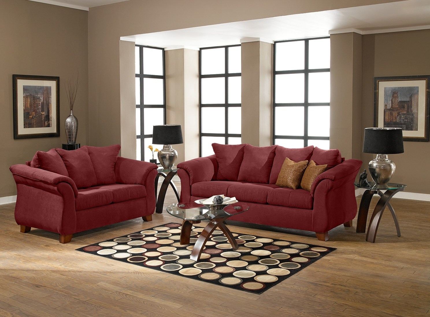 furniture of america living room collections 14