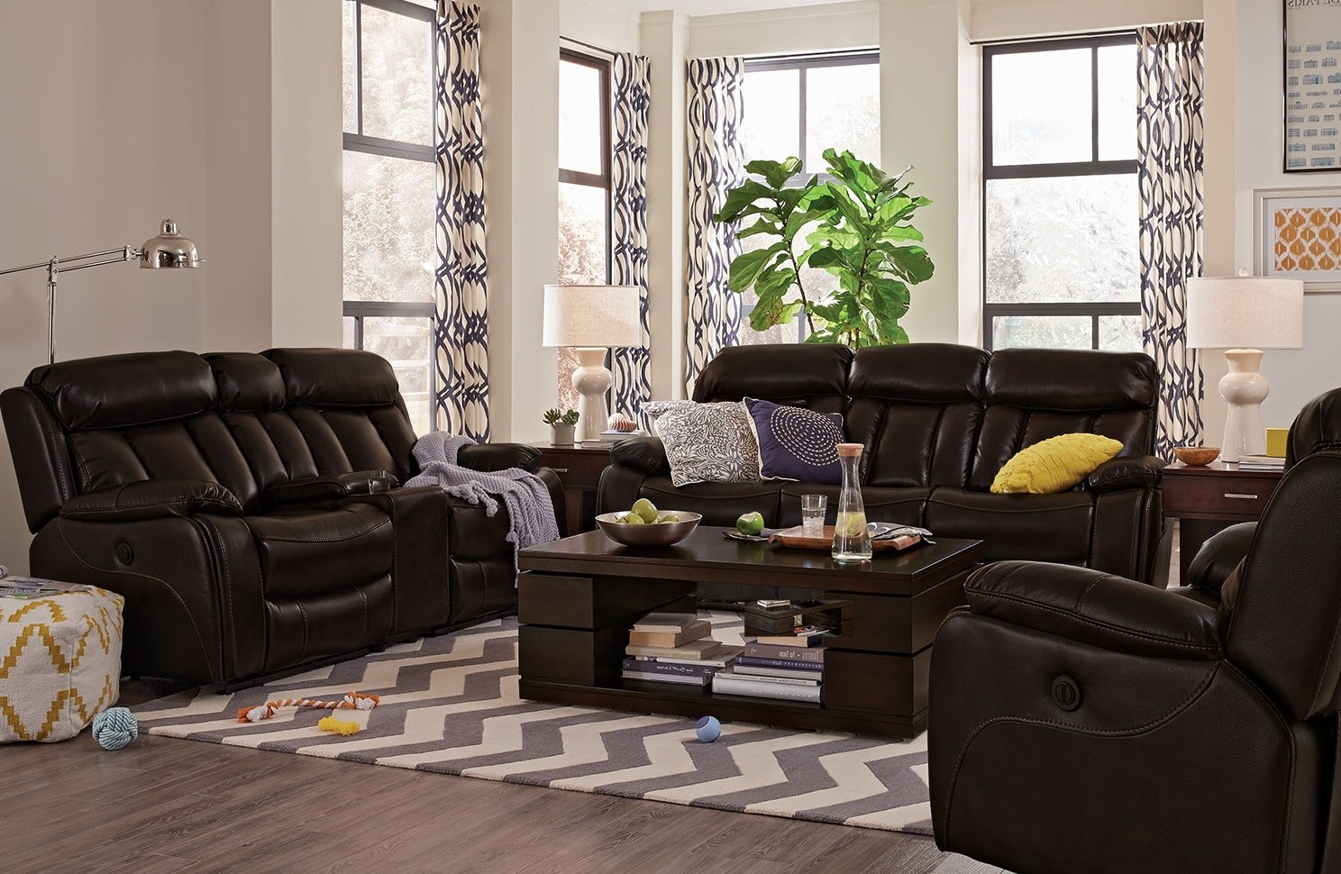 furniture of america living room collections 19