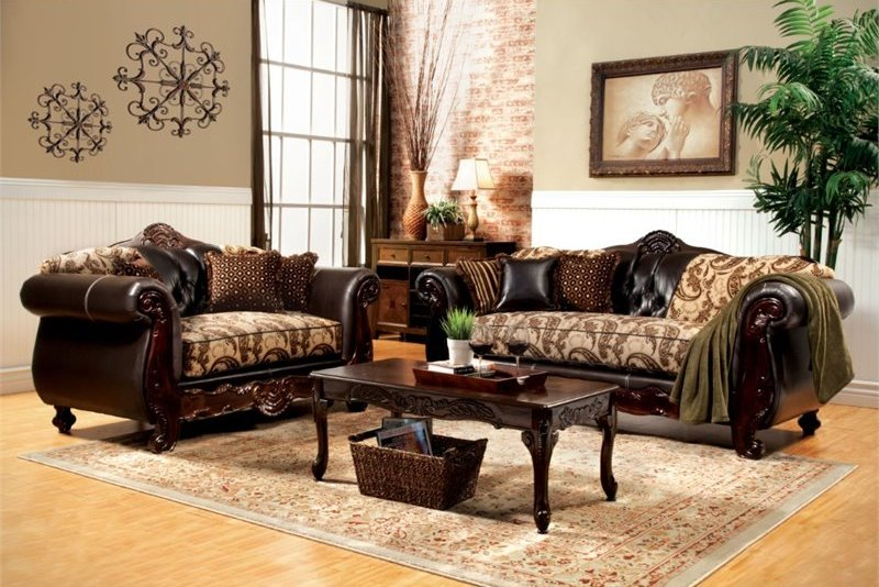furniture of america living room collections 23