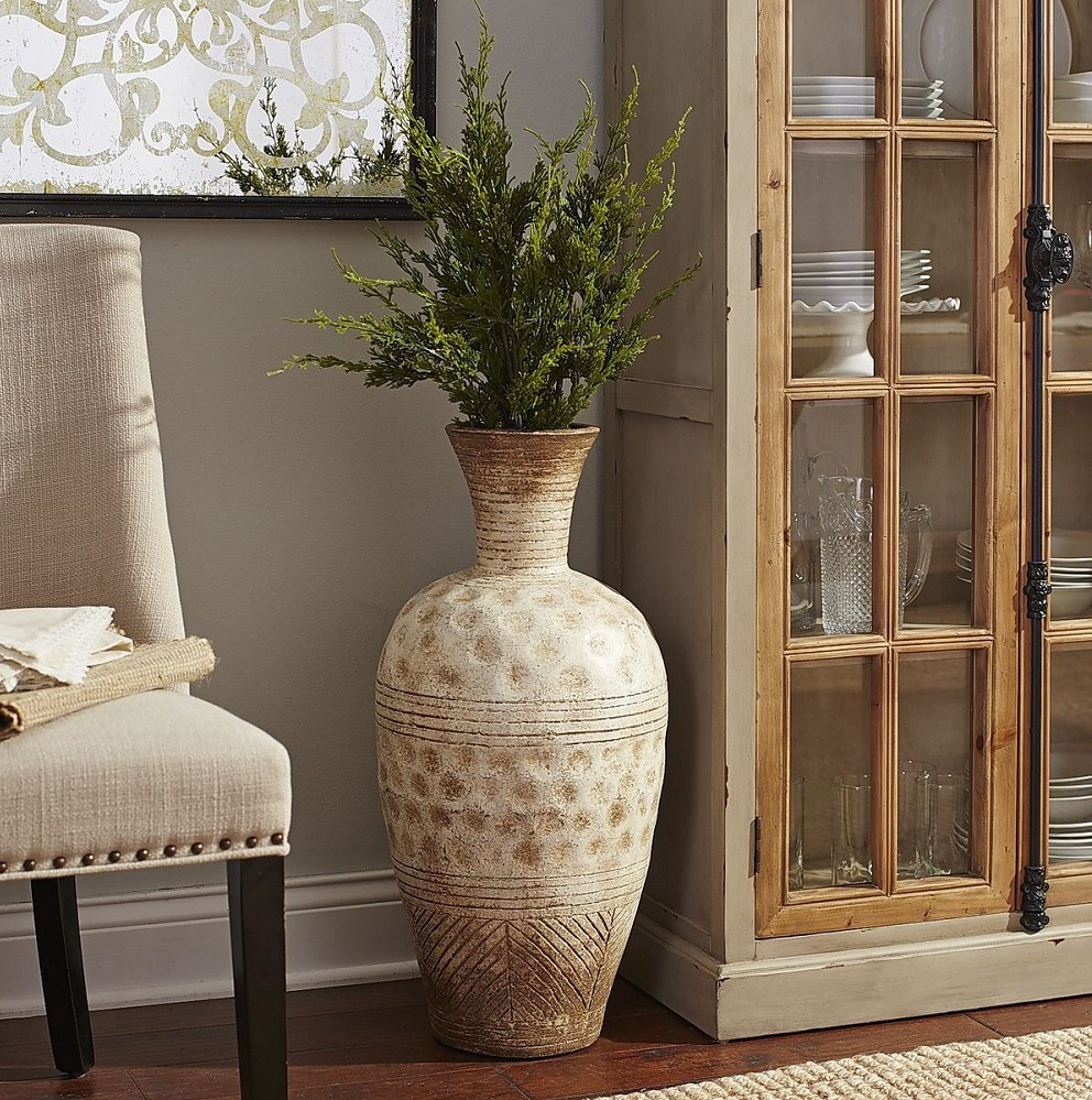Home Decor Imports: Large Vases For Living Room Decor