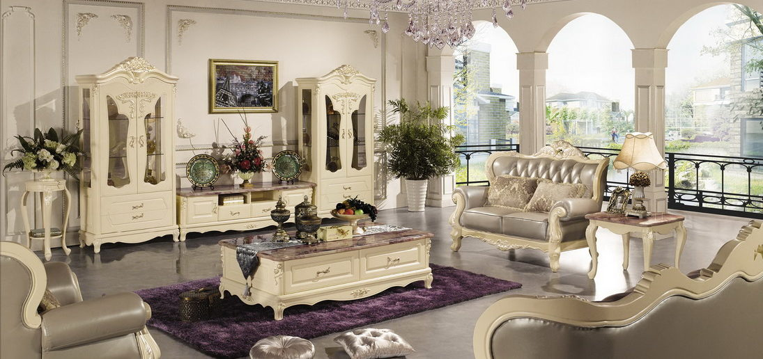 paris themed living room 02