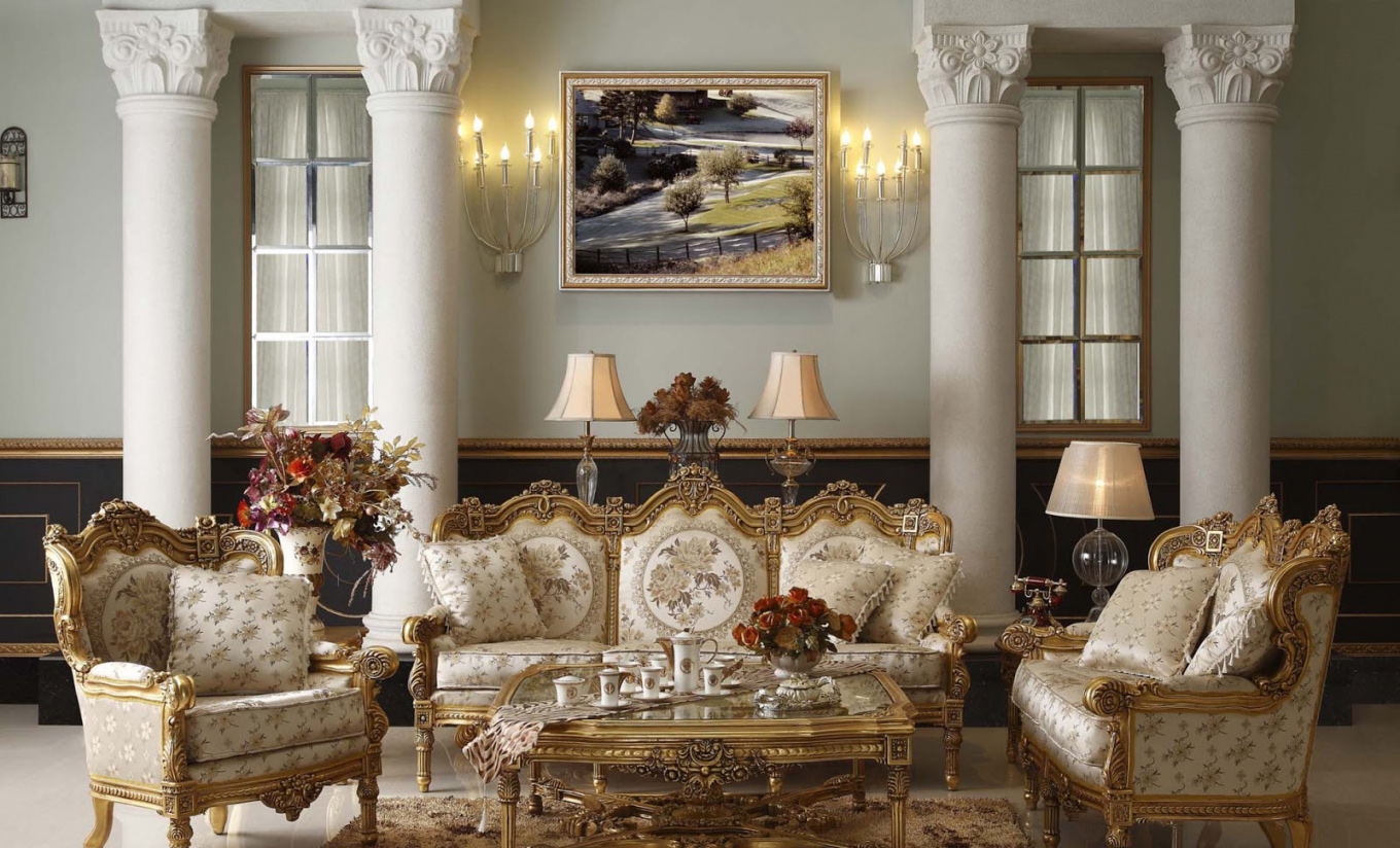 paris themed living room 09