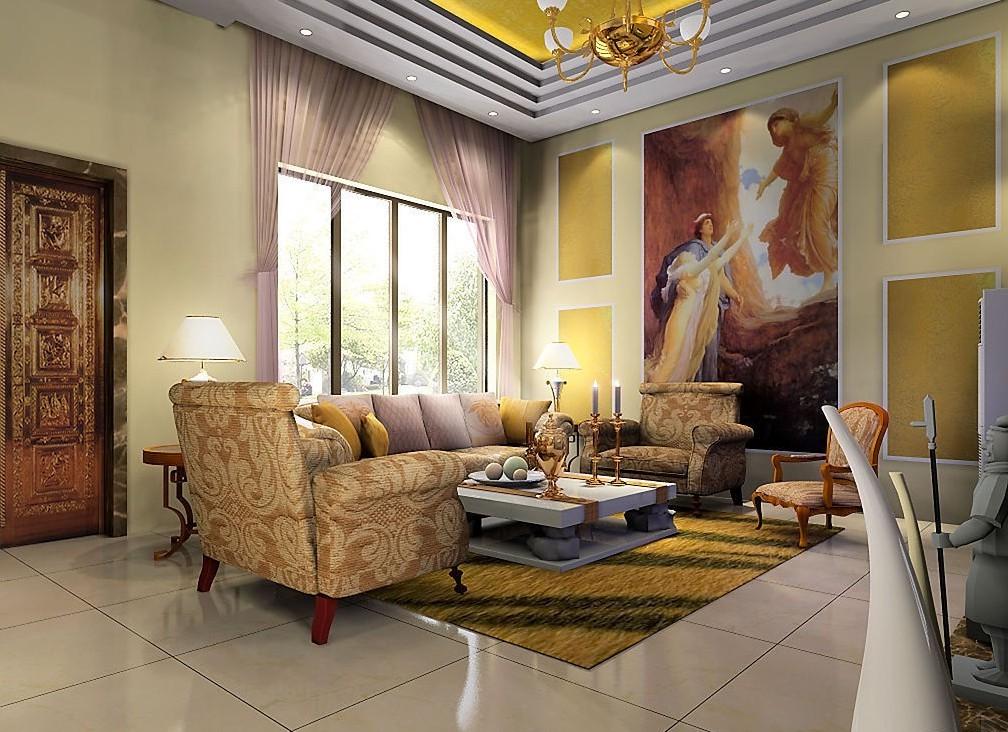 paris themed living room 28