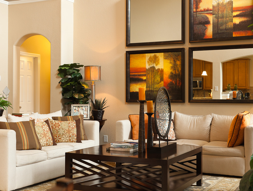 picture wall ideas for living room 19
