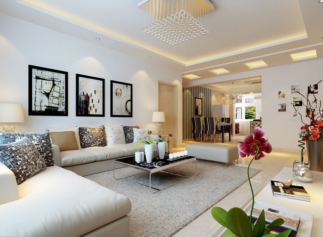 picture wall ideas for living room 21