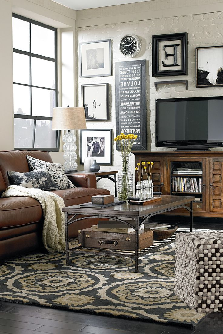 tv wall decoration for living room 09
