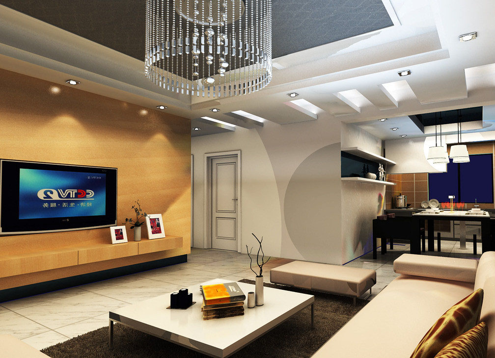 tv wall decoration for living room 14