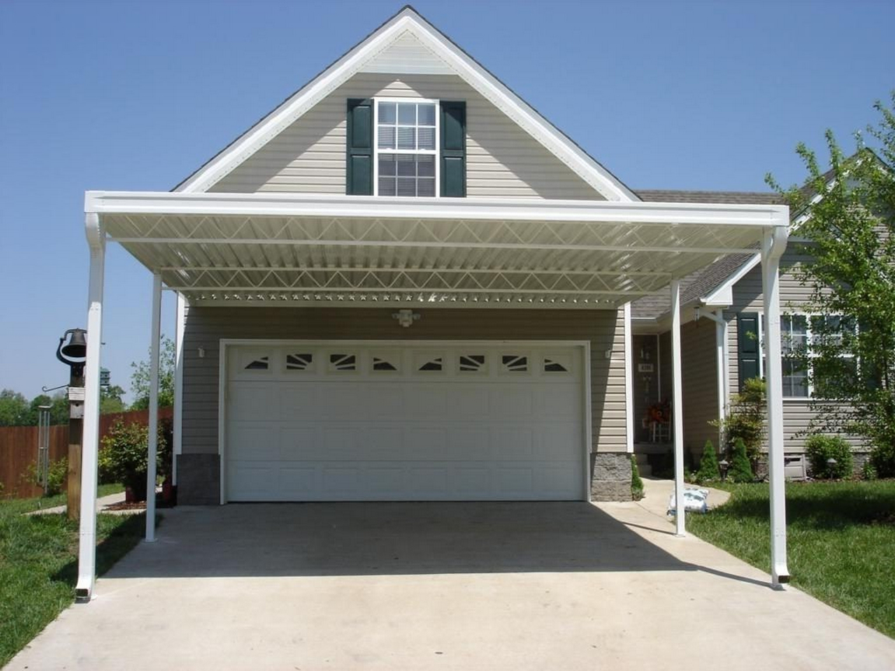 Building a Carport-carports-attached-to-house-pictures-carport-attached-to-side-of-house