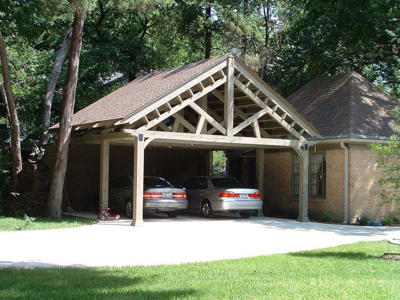 Building a Carport-carports-metal sheds-aluminum carport