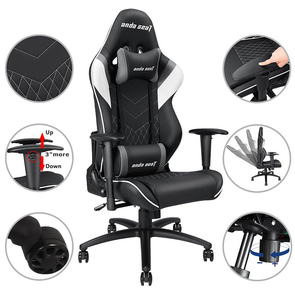 Expensive Gaming Chair-gaming racing seat-best computer chair for long hours