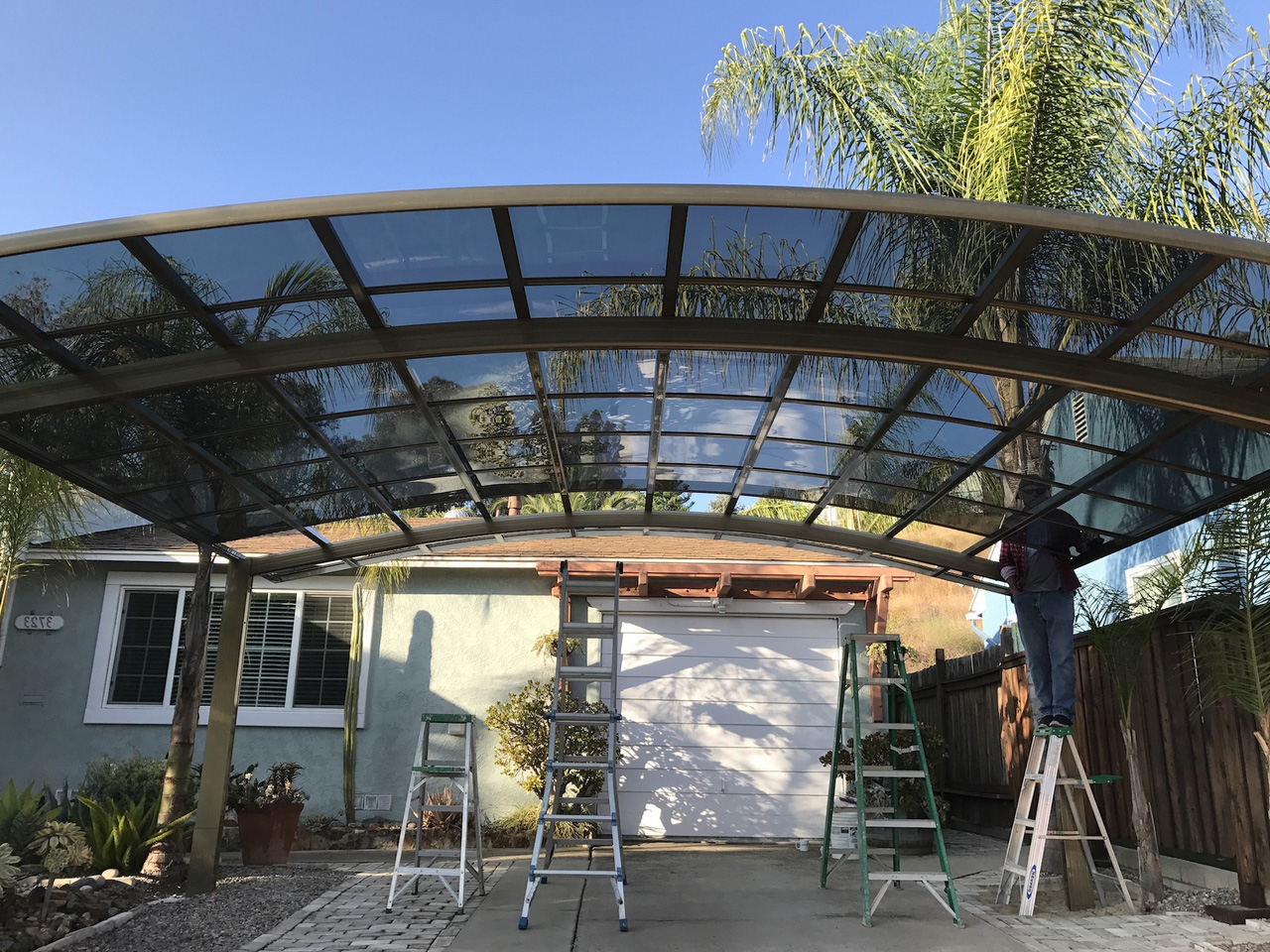 aluminum-carport-Building a Carport-carolina carports