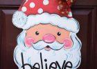 christmas door hangers ideas christmas door hanger decorations