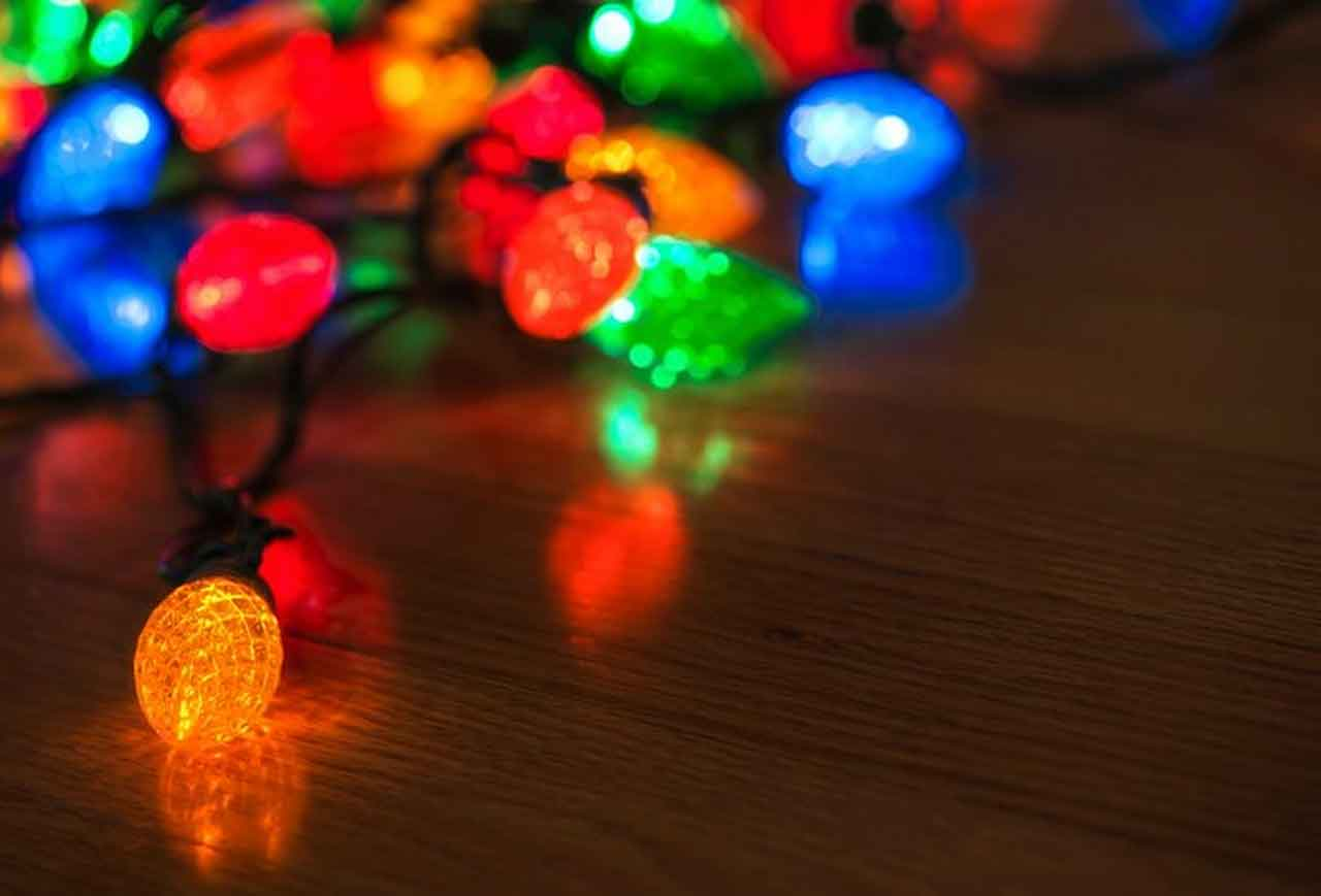Find Out Different Type Of Christmas Tree Light Bulbs To Add Different Aesthetic | Roy Home Design