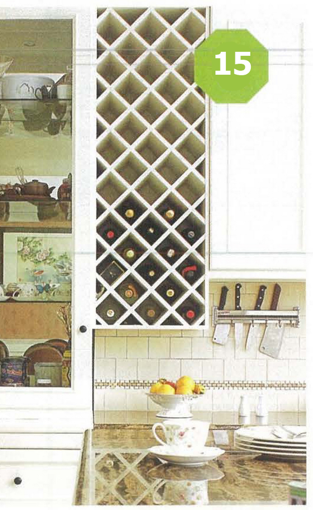 20 Kitchen Storage Ideas For Small Kitchen Solutions | Roy Home Design