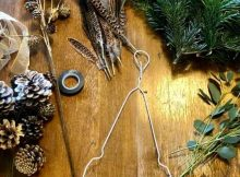Tips and Trick to Make Christmas Swags for Doors   Roy Home Design