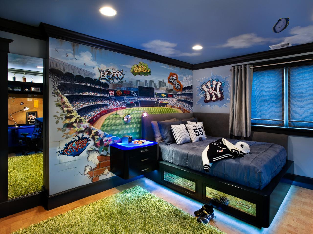 5 Brilliant And Fun Boys Bedroom Paint Ideas You Need To Know   Roy Home Design