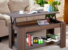 4 Reasons Why People Like A Lift Top Coffee Table With Hidden Storage | Roy Home Design