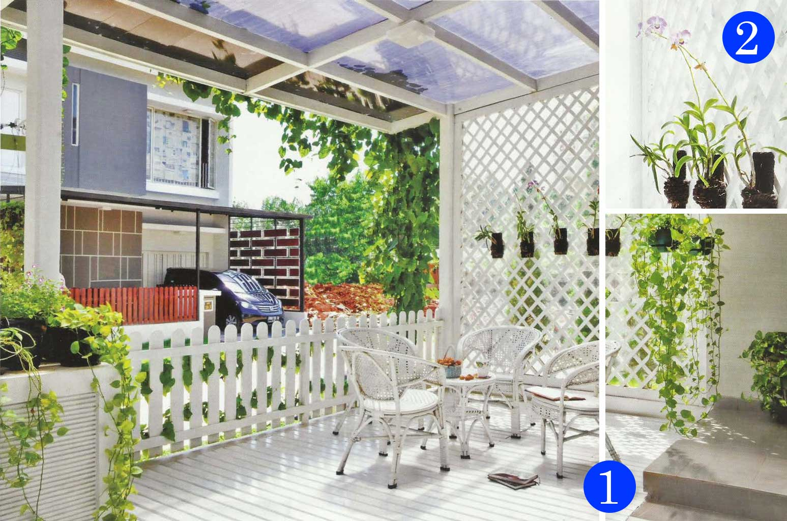 Good Ideas How To Decorate Your Porch Beautifully | Roy Home Design