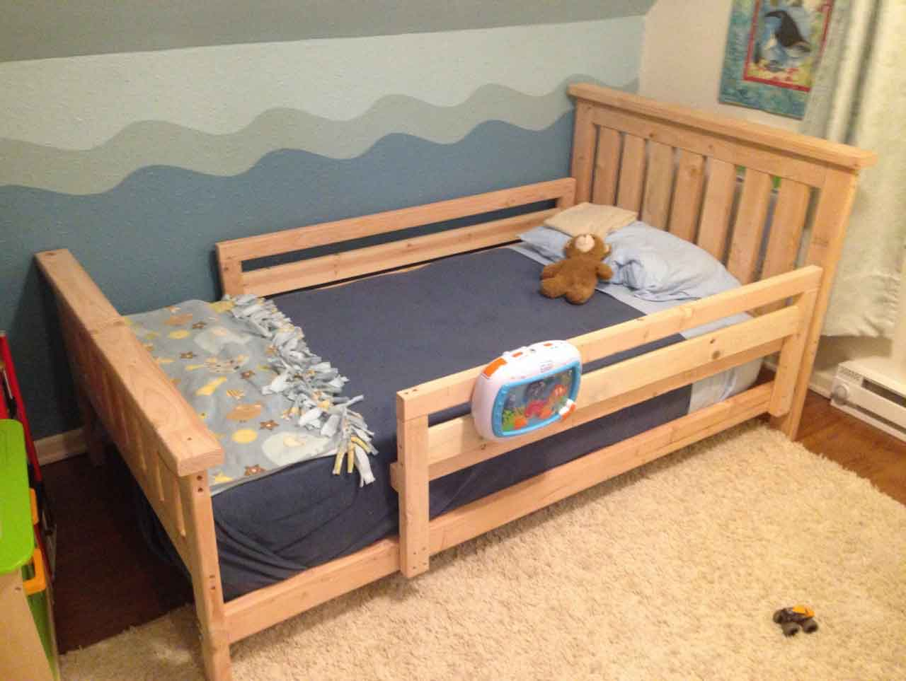 Three Benefit of Using Side Rails for Twin Bed You Should Know | Roy Home Design