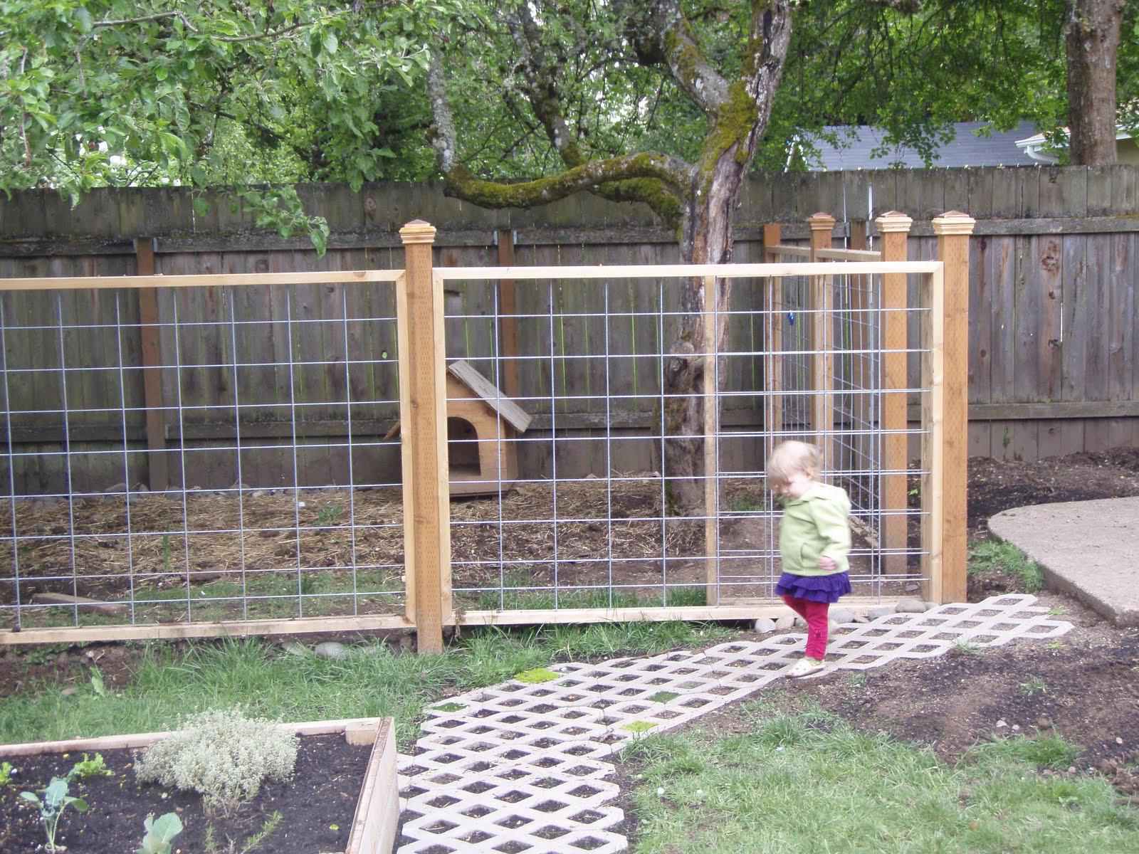 Cheap Easy Dog Fence Ideas