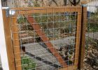 Cheap Fence Ideas For Dogs Big That Dig for Dog Run