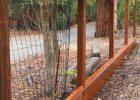 Cheap Fence Ideas For Dogs That Dig for Dog Run