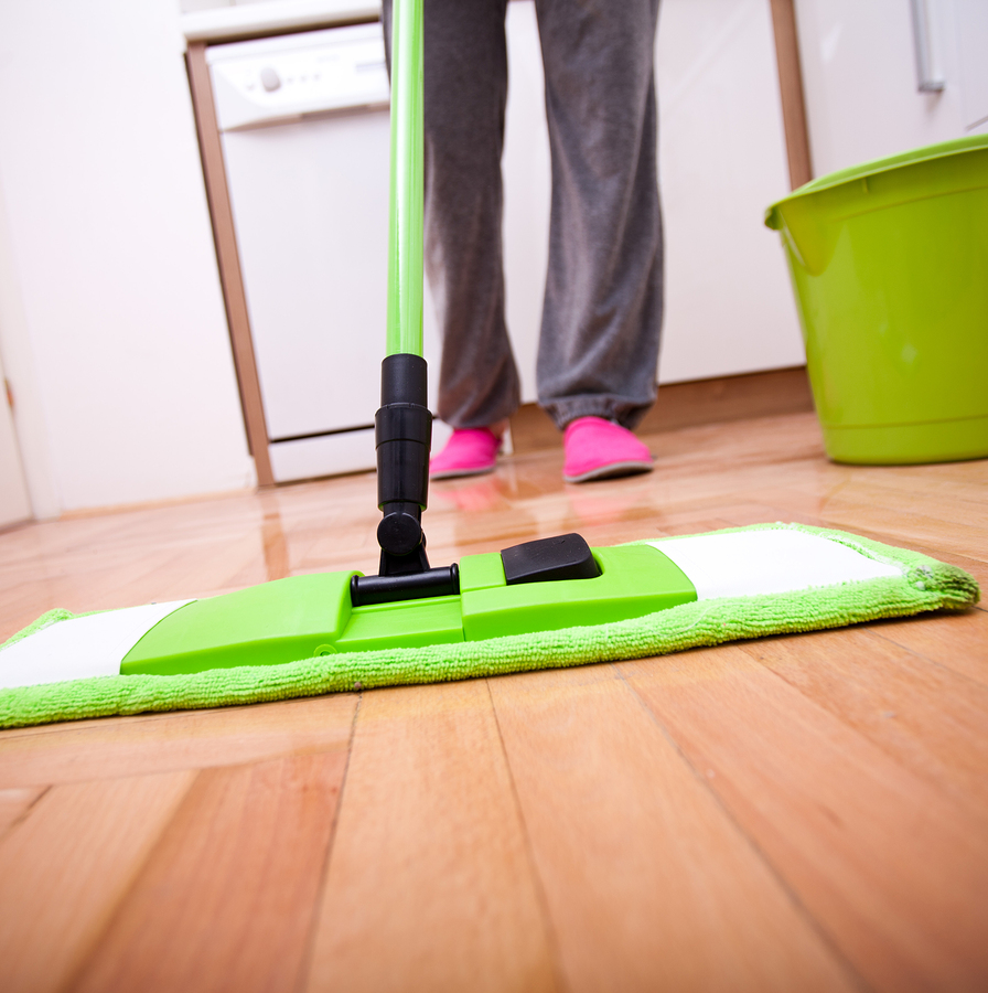 Cleaning Engineered Hardwood Floors By Bruce
