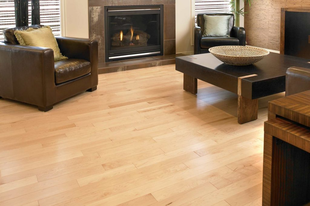 Cleaning Engineered Hardwood Floors with Mineral Spirits