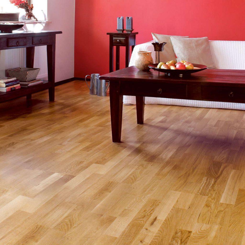 Cleaning Engineered Wood Floors with Vinegar