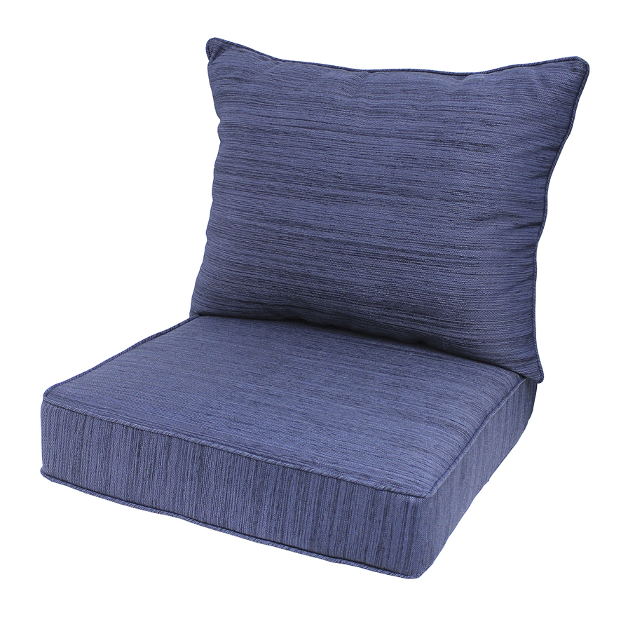 Deep Seating Replacement Cushions For Outdoor Furniture Chair