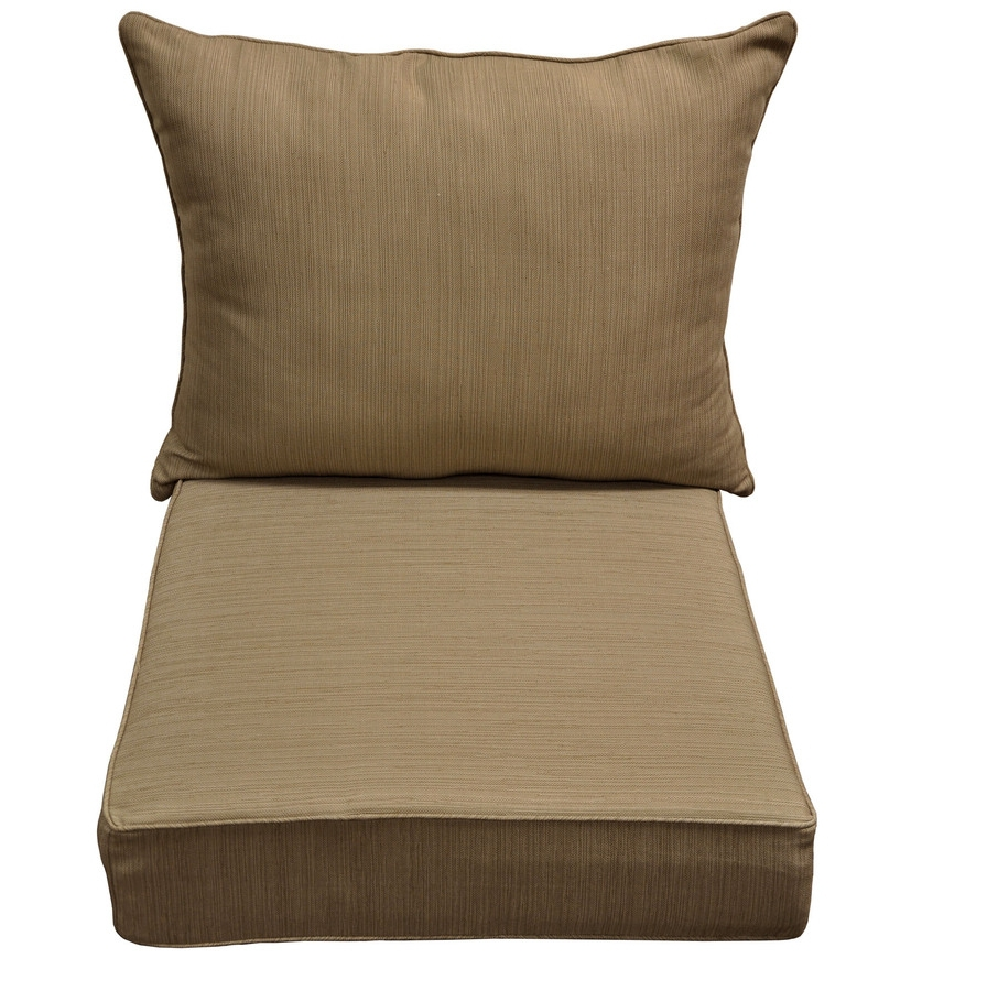 Deep Seating Replacement Cushions For Outdoor Furniture Covers Set