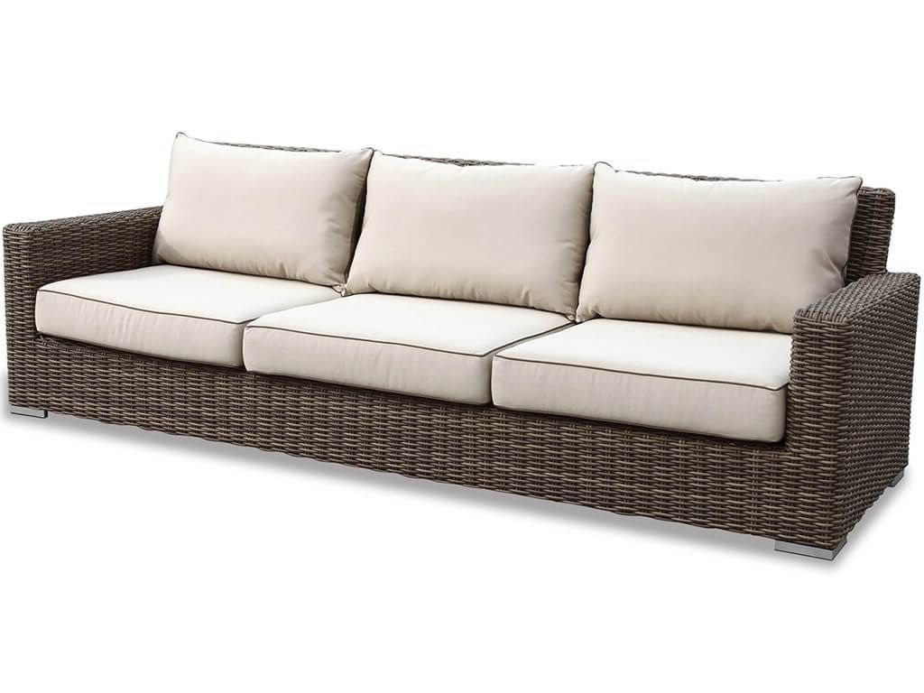 Deep Seating Replacement Cushions For Outdoor Furniture Faux Wicker Sale