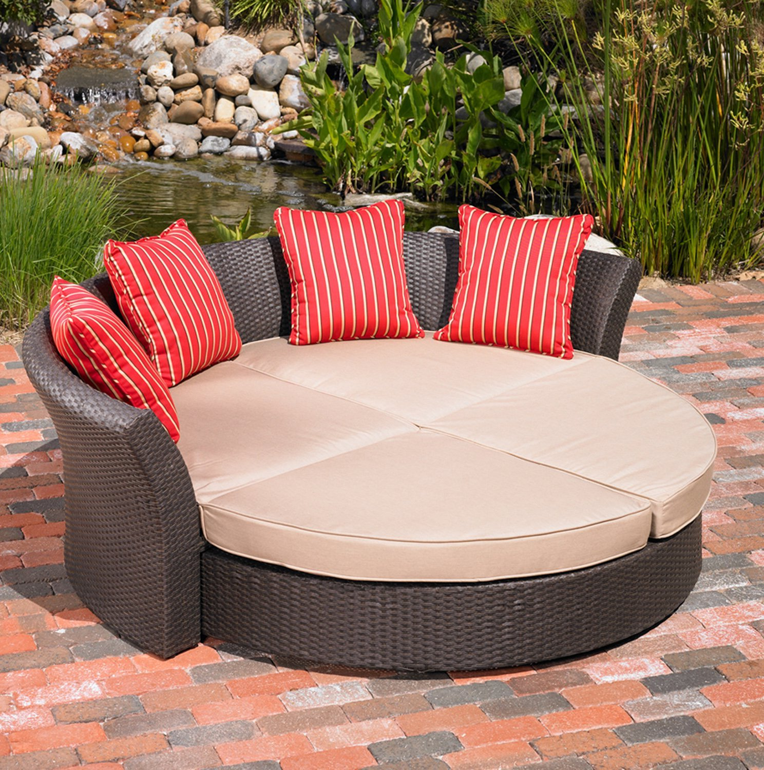 Deep seating replacement cushions for outdoor furniture for Deep seating outdoor furniture