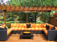 Deep Seating Replacement Cushions For Outdoor Furniture Set