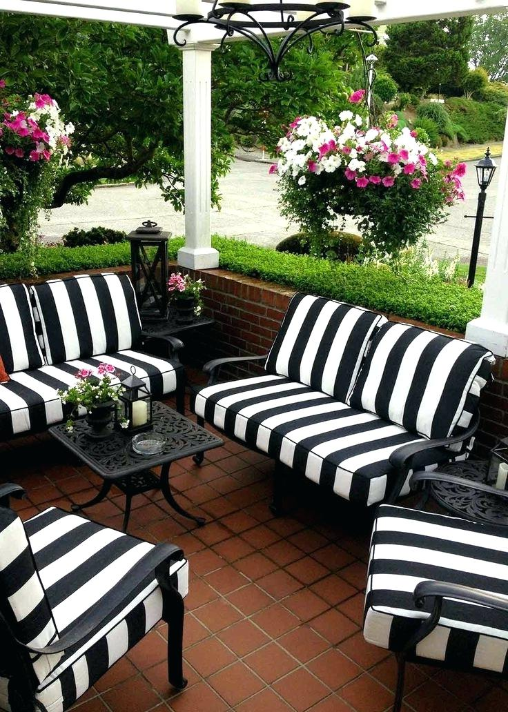 Deep seating replacement cushions for outdoor furniture for Outdoor furniture toronto