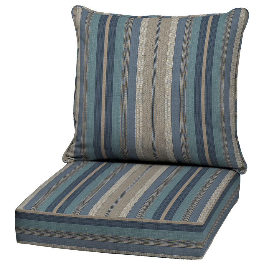 Deep Seating Replacement Cushions For Outdoor Furniture by Hampton Bay