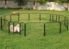 Dog Fences Outdoor Portable